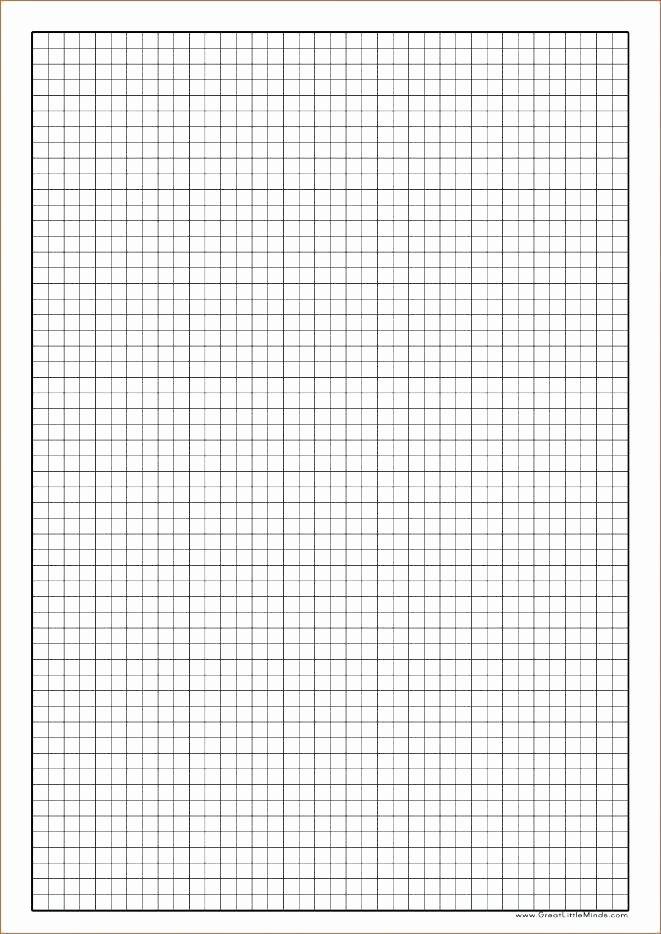 Excel Graph Paper Template Awesome 14 15 Graph Paper Template for Excel