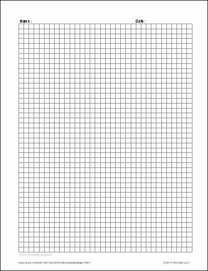 Excel Graph Paper Template Inspirational Free Graph Paper Template Printable Graph Paper and Grid