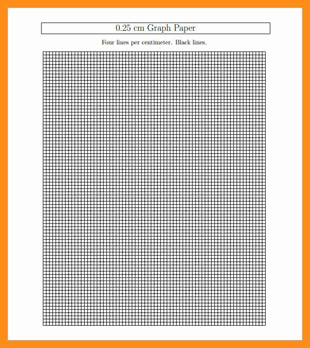 Excel Graph Paper Template New 10 11 Grid Paper Template for Excel