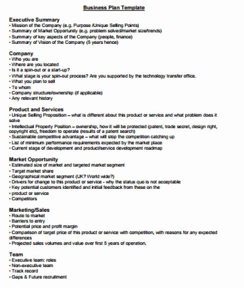 Executive Summary Template Microsoft Word Fresh 43 Free Executive Summary Templates In Word Excel Pdf