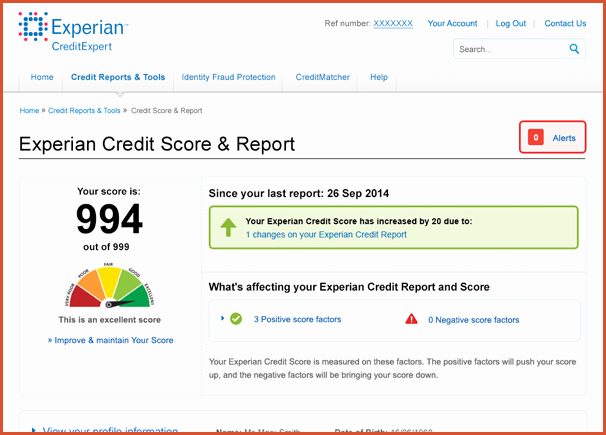 Fake Credit Report Template Awesome Fake Credit Report