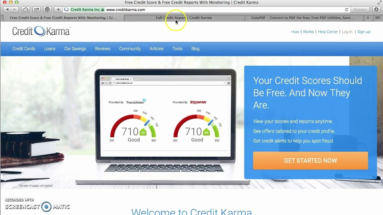 Fake Credit Report Template Fresh How to Print & Download Free Credit Report From Credit