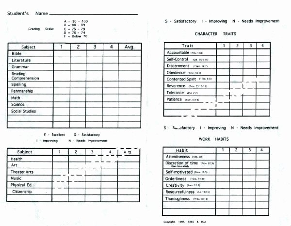 Fake Report Card Template Inspirational Make A Fake Report Card – Digipulse