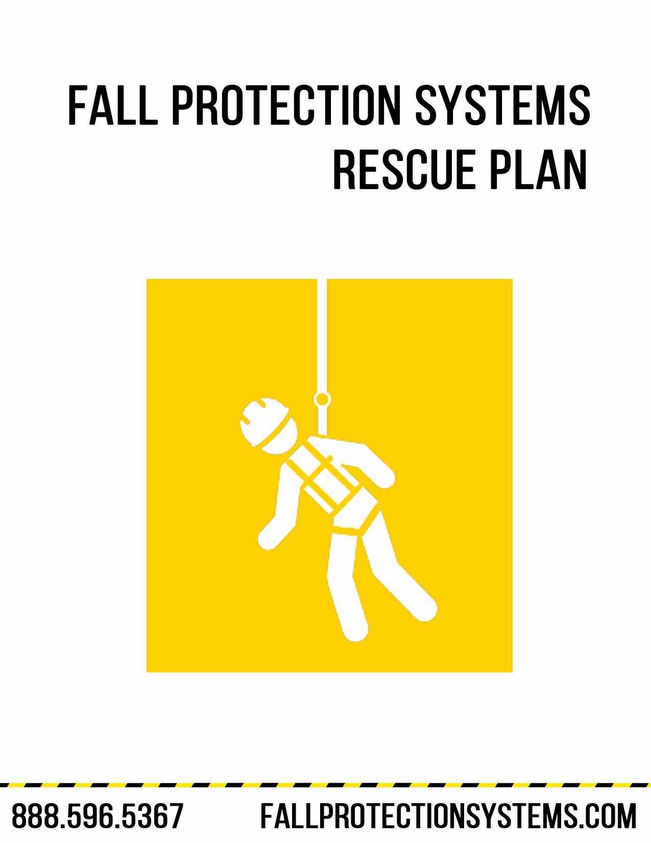 Fall Protection Plan Template Best Of Fall Protection From Work Plan to Rescue Plan