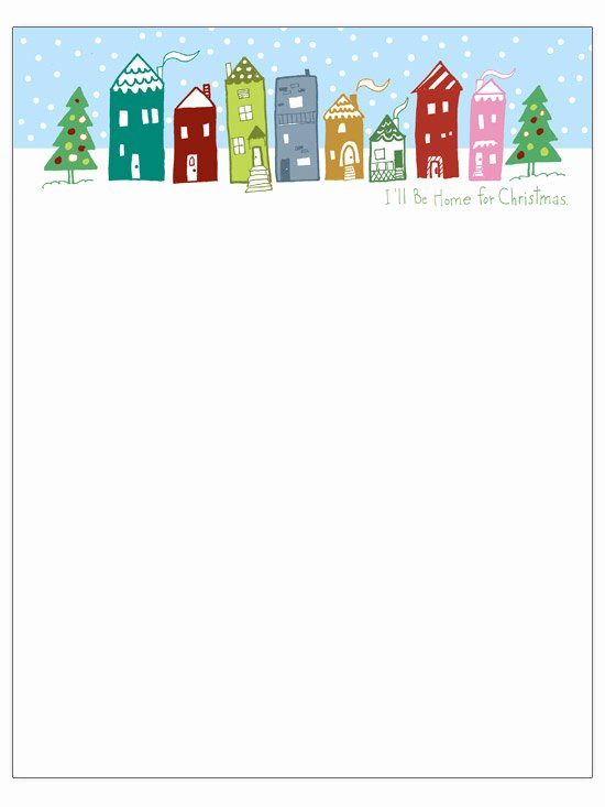 Family Christmas Letter Template Luxury Christmas Letter Templates to for Free Engaged