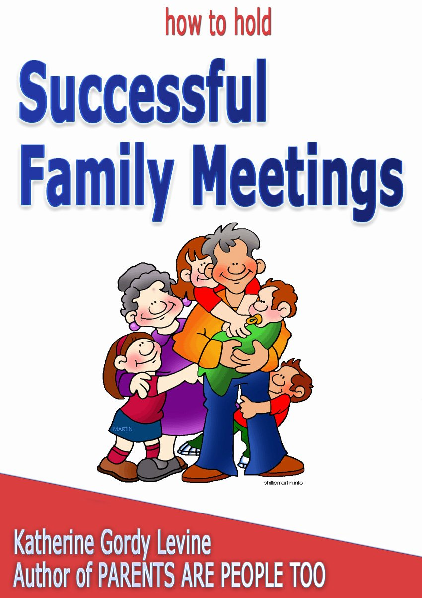 Family Meeting Agenda Templates Elegant How to Hold Successful Family Meetings