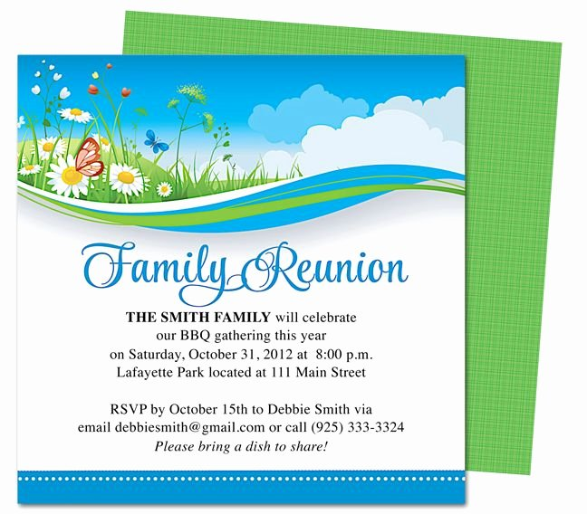 Family Reunion Flyer Template Awesome 1000 Images About Genealogy & Reunions On Pinterest