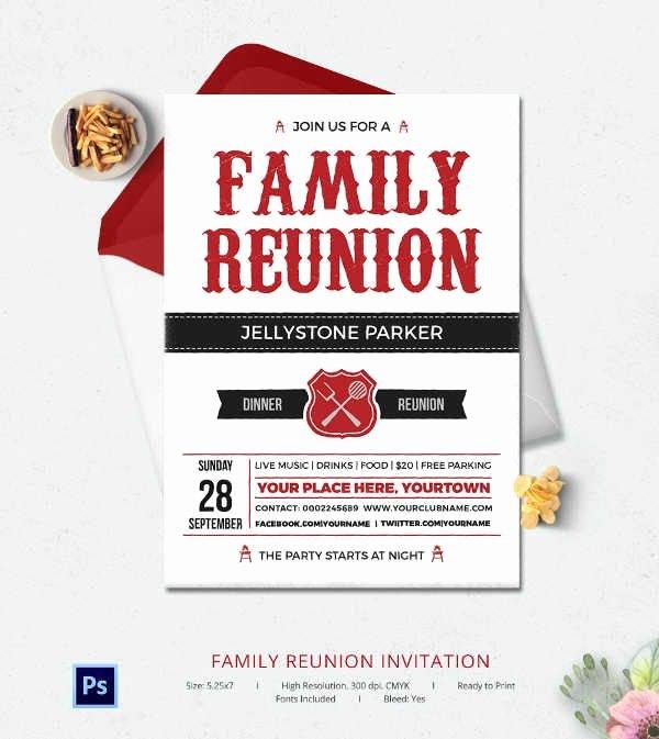 Family Reunion Flyer Template Lovely Best 25 Family Reunion Invitations Ideas On Pinterest