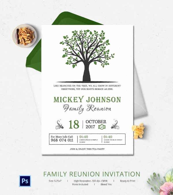Family Reunion Invitation Templates Free Elegant 12 Best Family Reunion Images On Pinterest