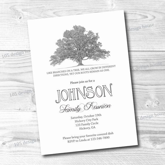 Family Reunion Invitations Templates Awesome Best 25 Family Reunion Invitations Ideas On Pinterest