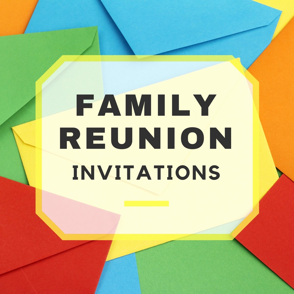 Family Reunion Invitations Templates Fresh Family Reunion Invitations