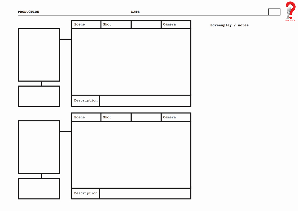 Film Storyboard Template Pdf Lovely How to Make Storyboard Template In Pdf & Word