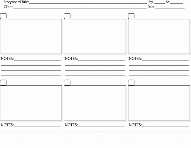 Film Storyboard Template Pdf Luxury 11 Best Storyboards Images On Pinterest