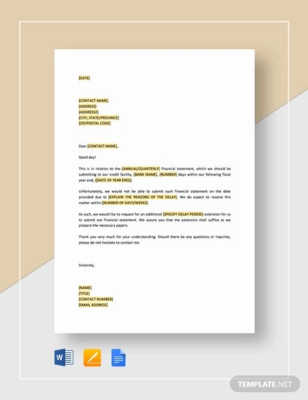 Financial Statement Template Word Inspirational Financial Statement Template 12 Free Word Excel Pdf