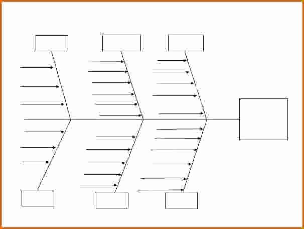 Fishbone Diagram Template Doc Awesome 13 Fishbone Diagram Template Word