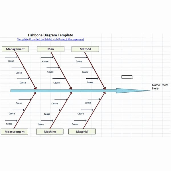 Fishbone Diagram Template Doc Best Of 10 Free Six Sigma Templates Available to Download