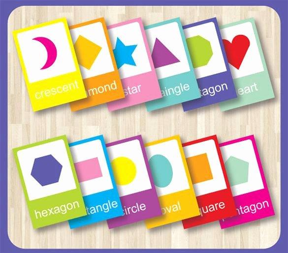 Flash Card Template Pdf Fresh 12 Flash Card Template Free Download