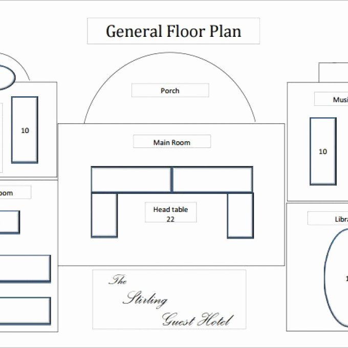 Floor Plan Templates Free Awesome 9 Auditorium Plan Templates to Inspire Your Next Project