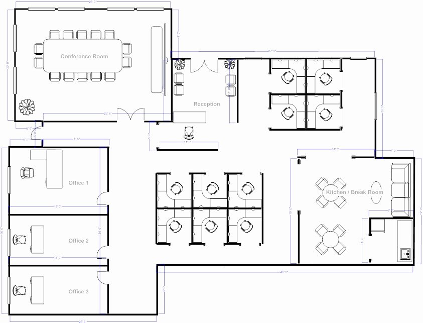 Floor Plan Templates Free Awesome Free Floor Plan Template
