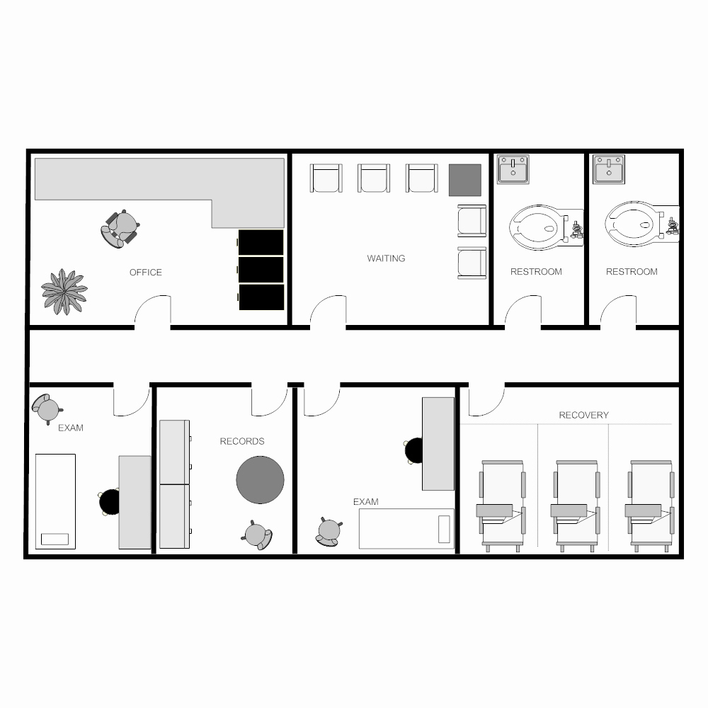 Floor Plan Templates Free Inspirational Floor Plan Templates Draw Floor Plans Easily with Templates