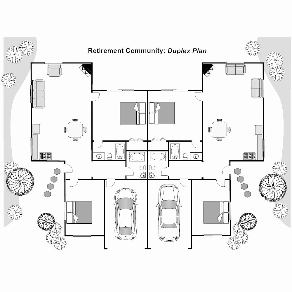 Floor Plan Templates Free Lovely Floor Plan Templates Draw Floor Plans Easily with Templates