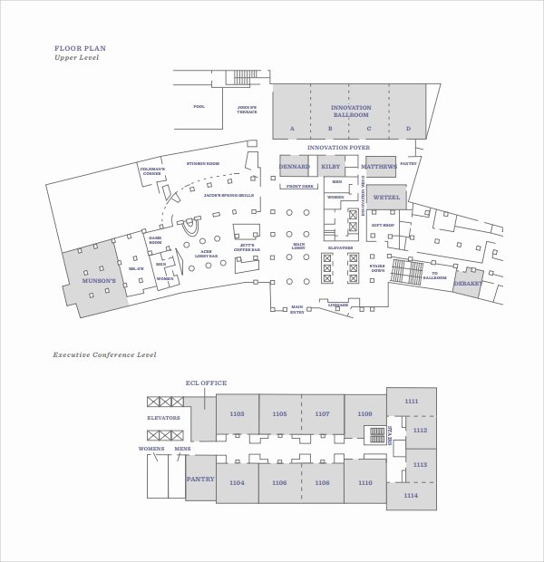 Floor Plan Templates Free Lovely Sample Floor Plan Template 11 Free Documents In Pdf Word