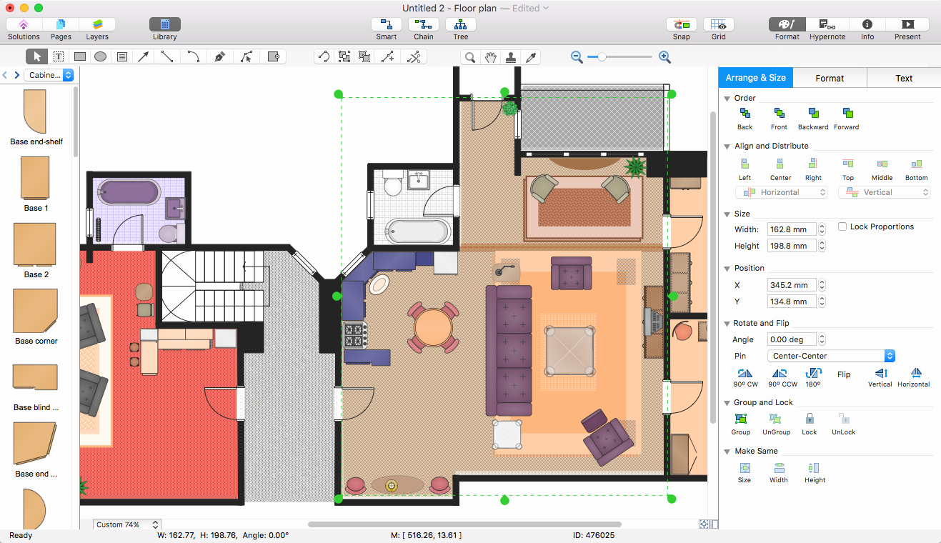 Floor Plan Templates Word Awesome Add A Floor Plan to Ms Word