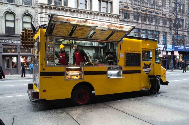 Food Truck Business Plan Template Best Of Free Food Truck Business Plan Template to Start Business