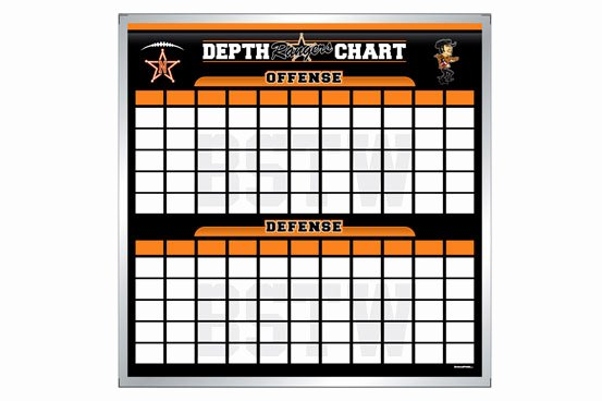 Football Depth Chart Template Excel Beautiful Football Depth Chart Template Pdf – Unouda