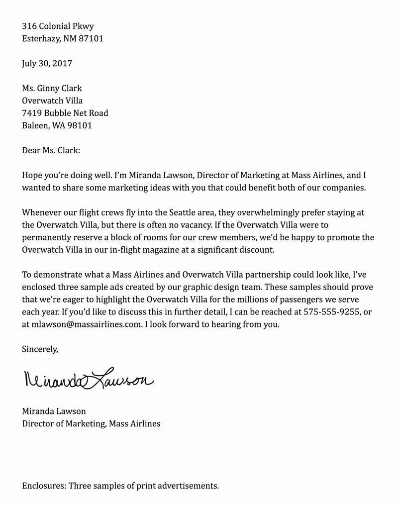 Formal Business Letter Template Awesome Business Munication How to Write A formal Business