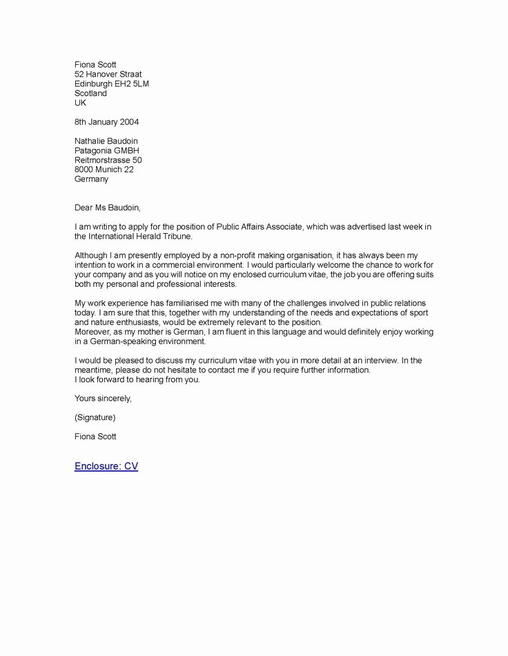 Formal Business Letter Template Elegant Best 25 formal Business Letter Ideas On Pinterest