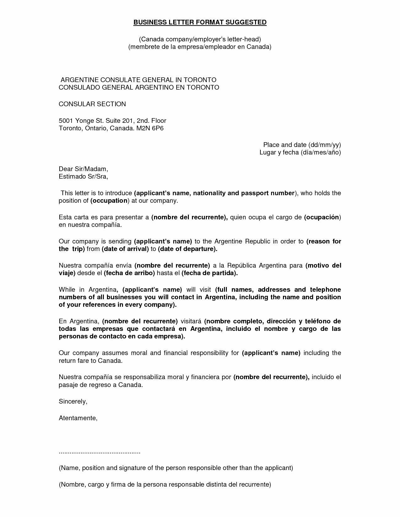 Formal Business Letter Template Inspirational Business Letter formats – Download Pdf