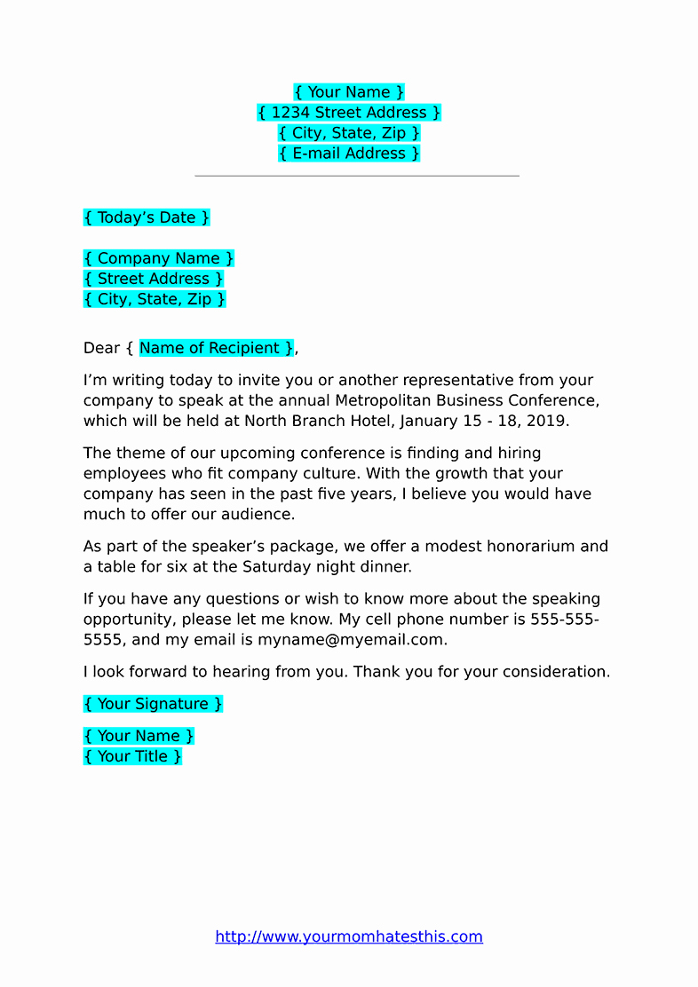 Formal Business Letter Template Luxury Business Letter formats Download Business Letters & Pdf