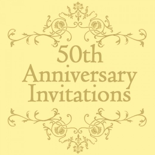 Free 50th Anniversary Invitation Templates Fresh Free 50th Wedding Anniversary Invitations Templates