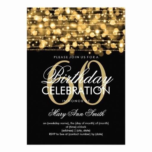 Free 60th Birthday Invitations Templates Best Of Free Printable 60th Birthday Drew S 60th