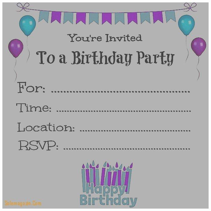 Free 60th Birthday Invitations Templates Unique Free 60th Birthday Invitations Templates — Birthday