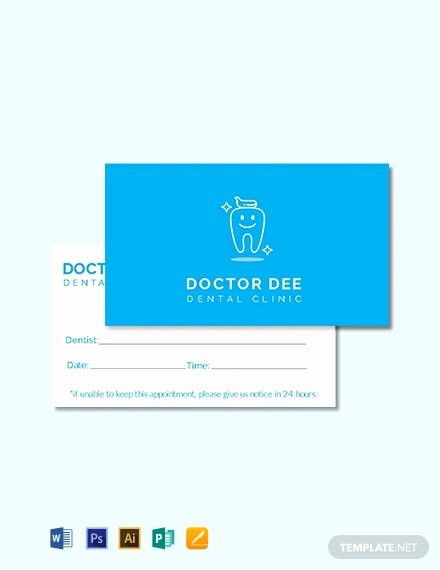 Free Appointment Card Template Inspirational 643 Free Card Templates [download Ready Made Samples