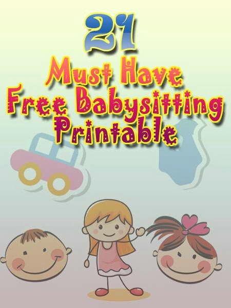 Free Babysitting Flyer Template Inspirational 10 Best Babysitting Flyer Template Images On Pinterest