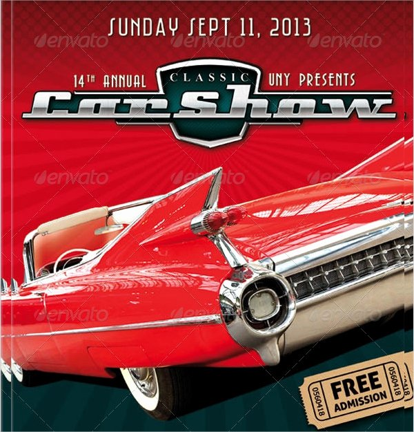 Free Car Show Flyer Template Awesome 22 Car Show Flyer Templates Ai Psd Docs