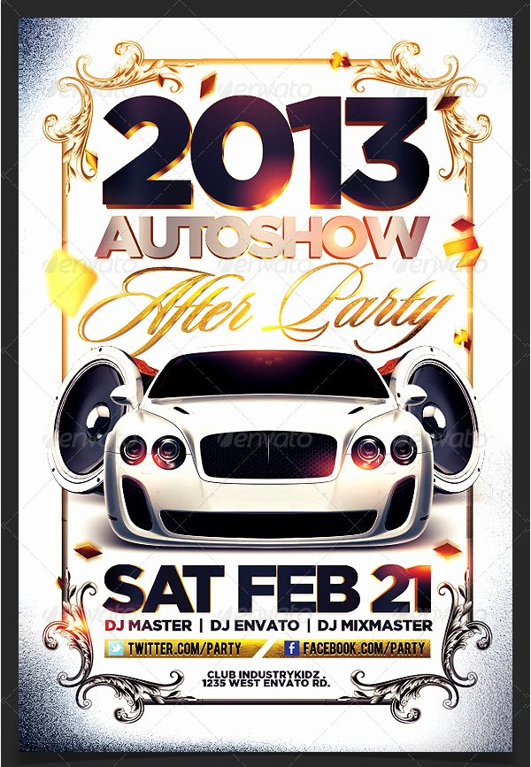 Free Car Show Flyer Template Lovely 19 Car Show Flyer Free & Premium Psd Ai Vector Eps