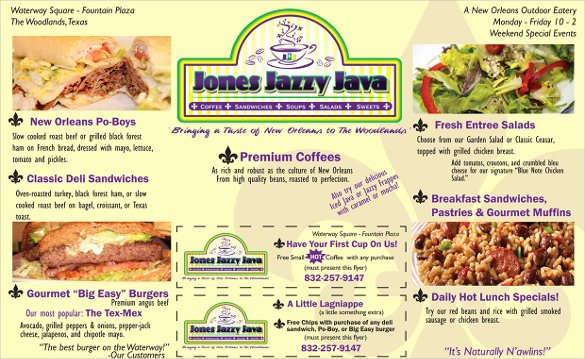 Free Catering Menu Templates New 34 Catering Menu Template Psd Eps Documents Download