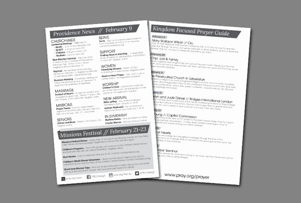 Free Church Bulletin Templates Awesome Weekly Church Bulletin Layout by Angie Chiatello Via