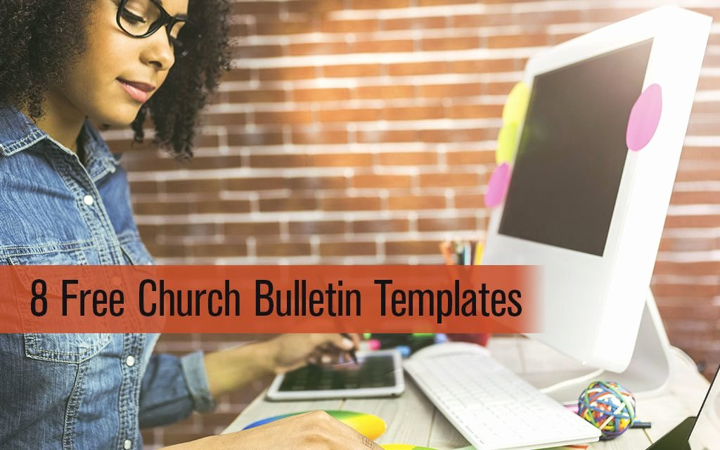 Free Church Bulletin Templates Elegant 8 Free Church Bulletin Templates