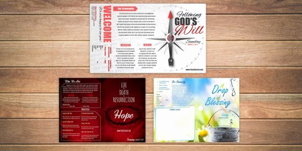 Free Church Bulletin Templates Luxury Free Sermon Title Generator – Get Hundreds Of Title Ideas