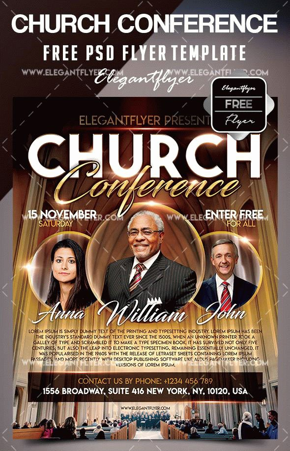 Free Church Flyer Templates Psd Lovely 34 Free Psd Church Flyer Templates In Psd for Special