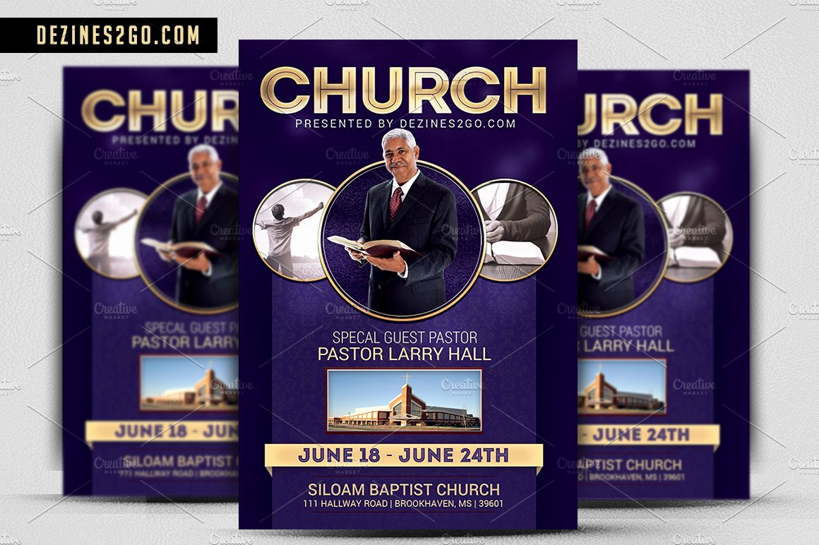Free Church Flyer Templates Psd Luxury the Church Flyer Template Psd Flyer Templates Creative