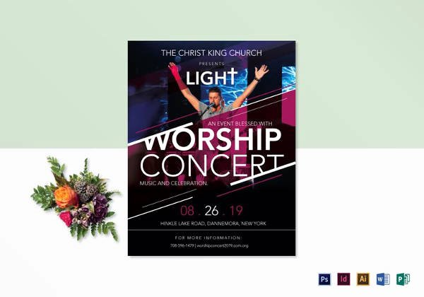 Free Church Flyer Templates Psd New 42 Church Flyer Templates Psd Ai Psd Eps Vector