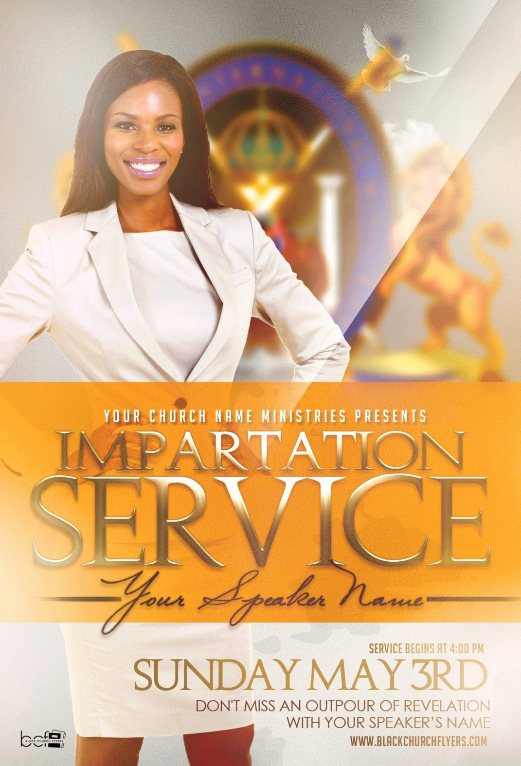 Free Church Flyer Templates Psd Unique Black Church Flyers – the Perfect solution for Designers