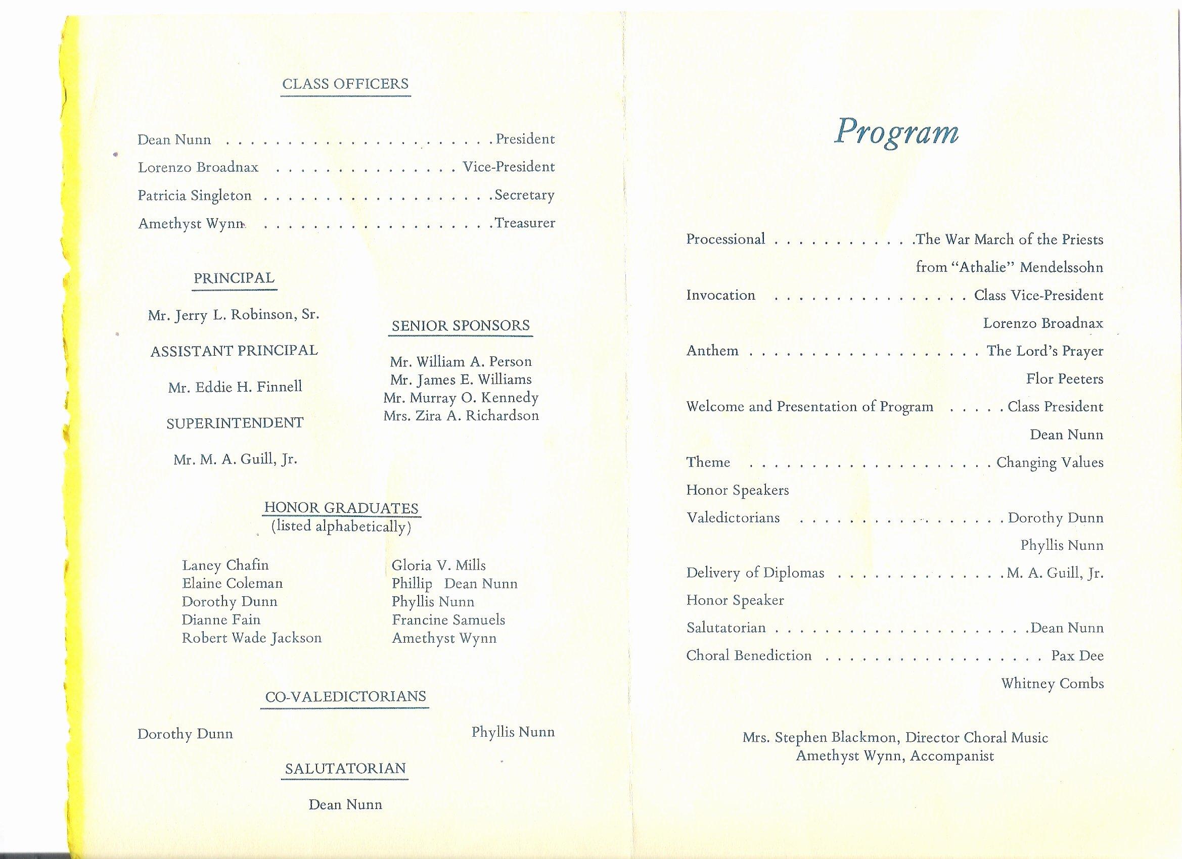 Free Church Program Template Luxury Church Program Template