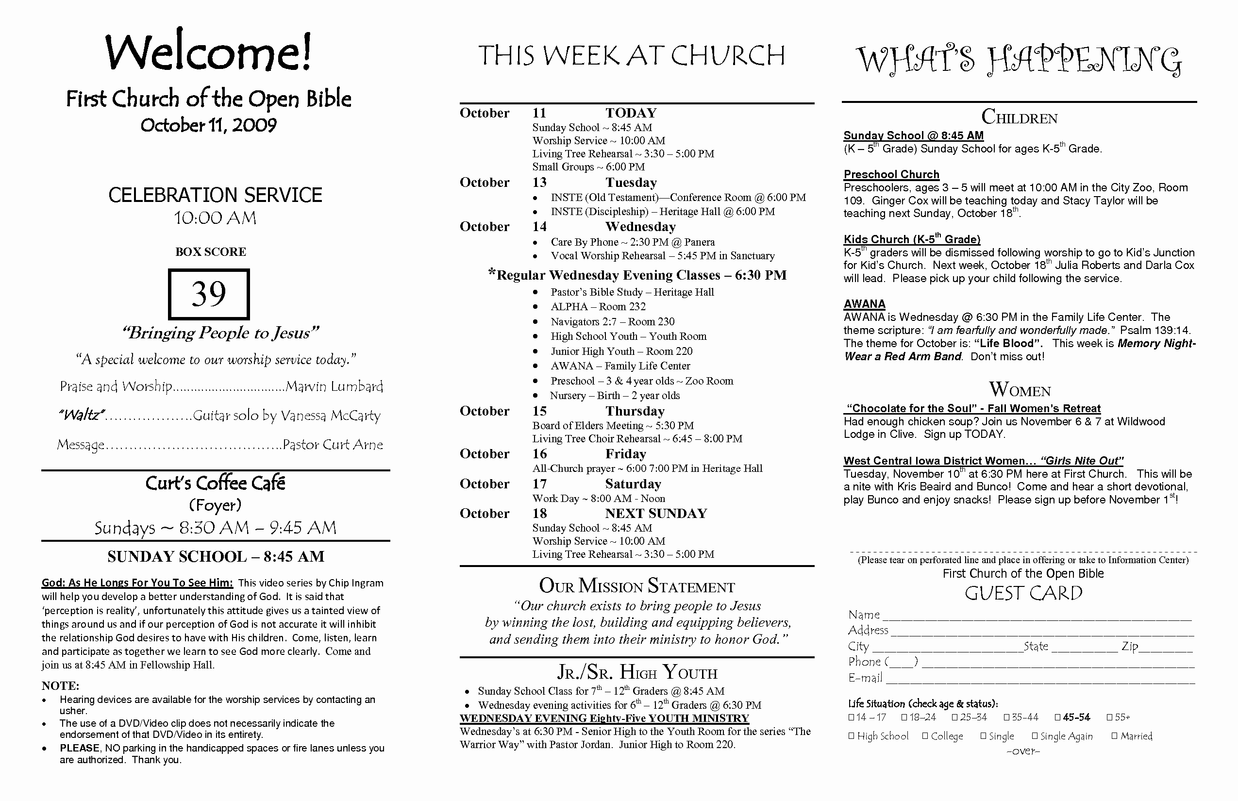 Free Church Programs Template Unique Church Bulletin Templates